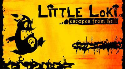 Little Loki Title