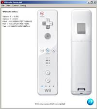 Wiiflash demo
