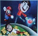 Check Mii Out - Hatless Mario