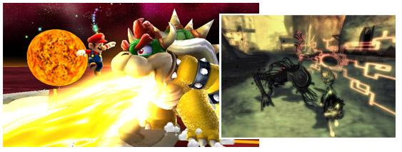 Mario And Zelda