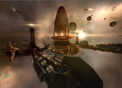 Eve Online Screenshot 01