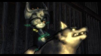 Zelda Twilight Princess Screen