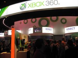 X-Box 360 Central at E3 2010