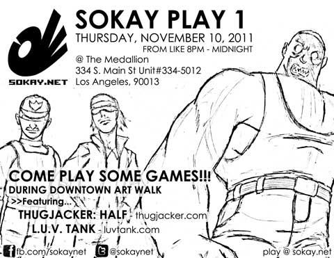 Sokay Play 1